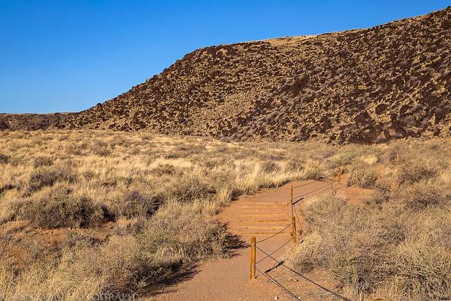 Rinconada Canyon Trail