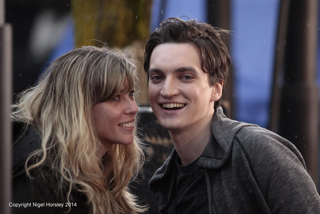 Richard Harmon Continuum Vancouver March 28 2014 12