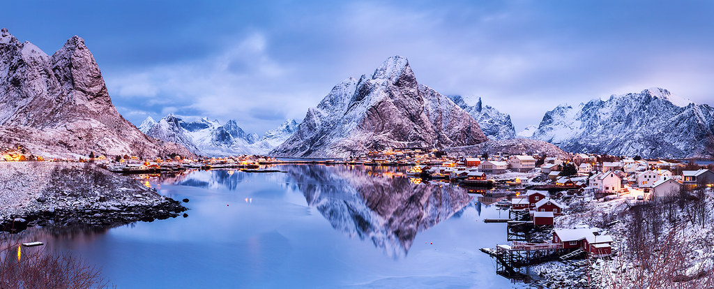 Still And Moving  Reine, Lofoten, Norway  Quite A Way To