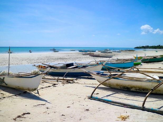 Sugar beach Bantayan