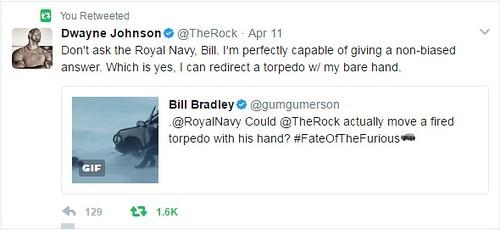 The Rock v Torpedo