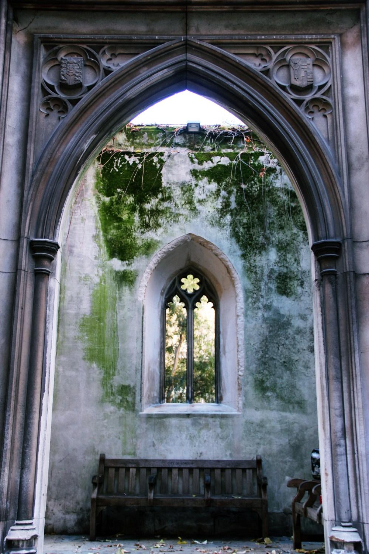 11 Dec 2016: St Dunstan in the East   London, England