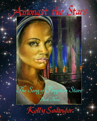 IT'S MY FRONT COVER YOU GUYS!!! #amwriting #ForgottenStars #AmongstTheStars #sciencefiction #spaceopera #soon