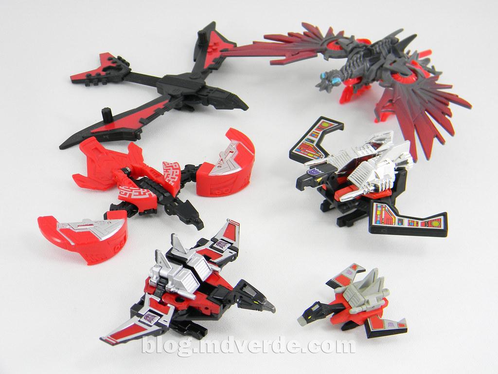 Transformers Laserbeak Masterpiece Modo Condor Vs Otros