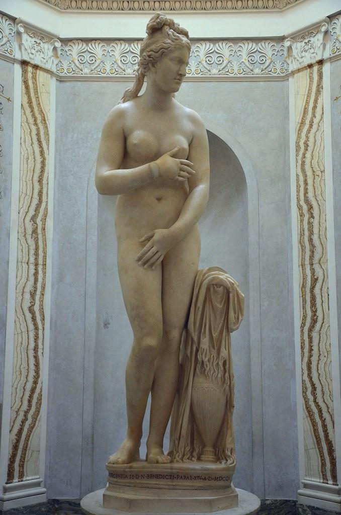 The socalled Capitoline Venus an Antonine copy of a la  Flickr