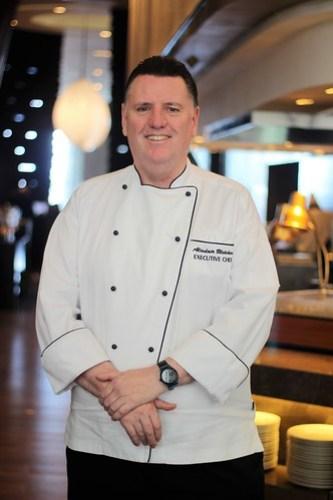 Executive Chef Alisdair Bletcher