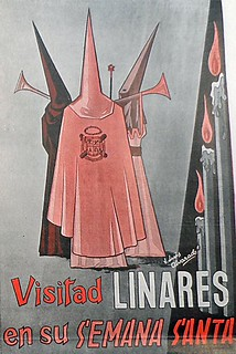 195? - Cartel de Semana Santa Linares