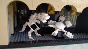 LEGO McWane Science Center - Dinosaur Fossils