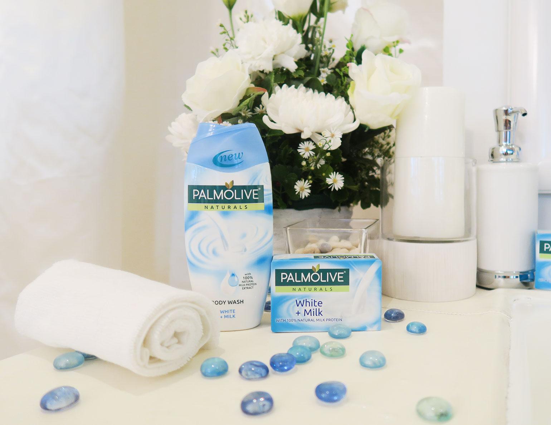 7 Palmolive Naturals White plus Milk