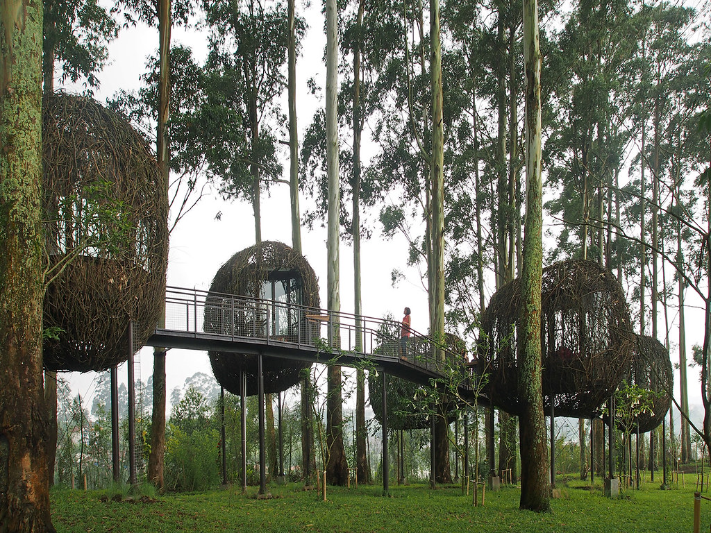 Dusun Bambu Family Leisure Park Location Lembang North