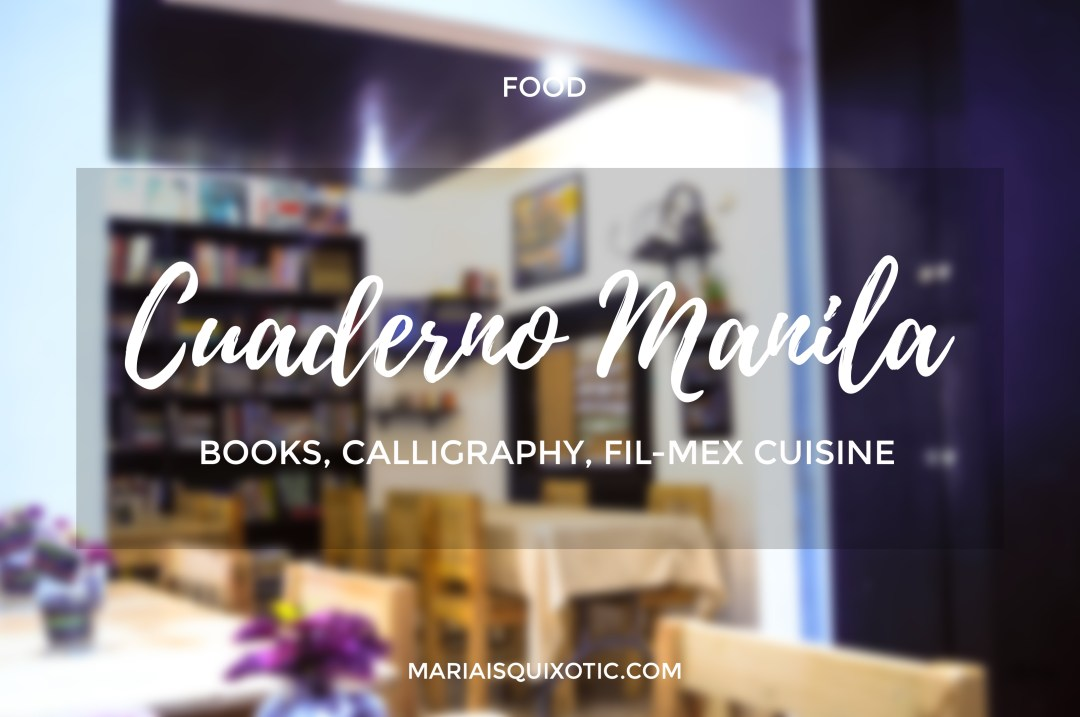 Cuaderno Manila