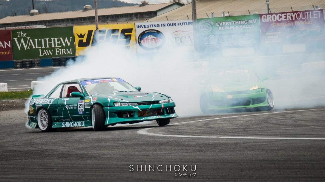 Evergreen Drift - ProAm Round 1 (4-8-17)