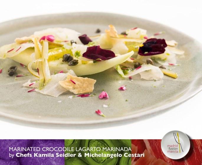 Seidler-&-Cestari---Marinated-Crocodile-Lagarto-Marinada