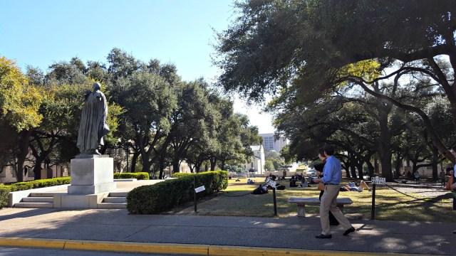 Siguiendo los pasos de Borges en Austin, Texas