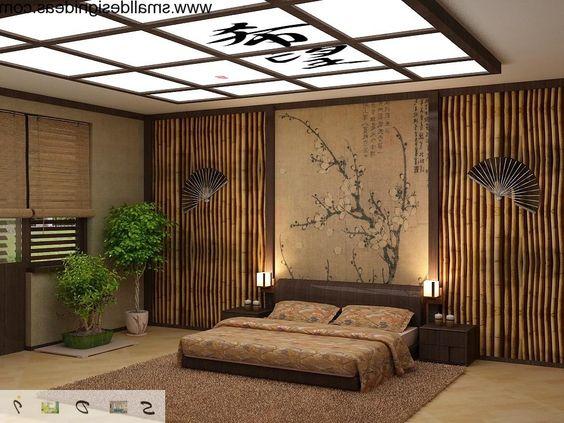 Stunning Japanese Bedroom Design Ideas