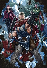 33264052214_27a14ba114_m Marvel Comics July 2017 Solicitations