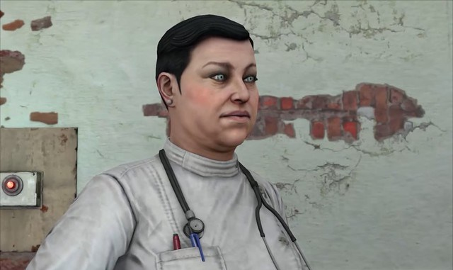 Syberia 3 - Dr. Olga