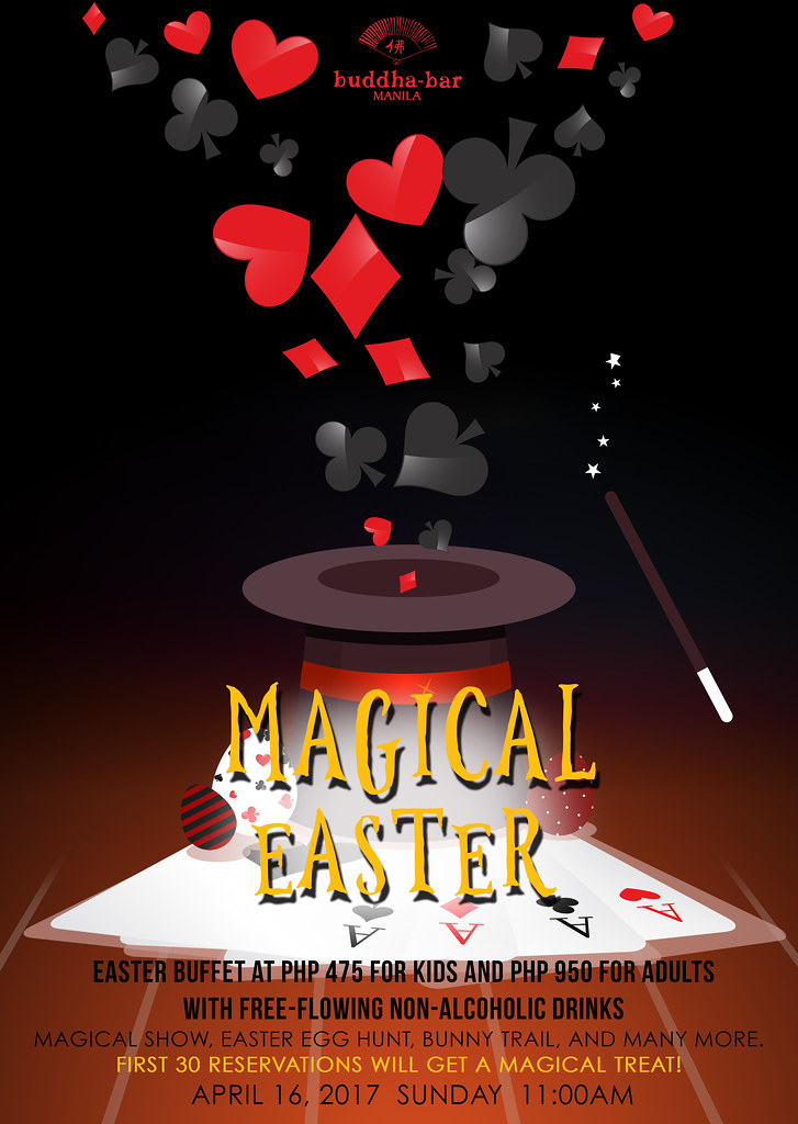 Buddha Bar Magical Easter