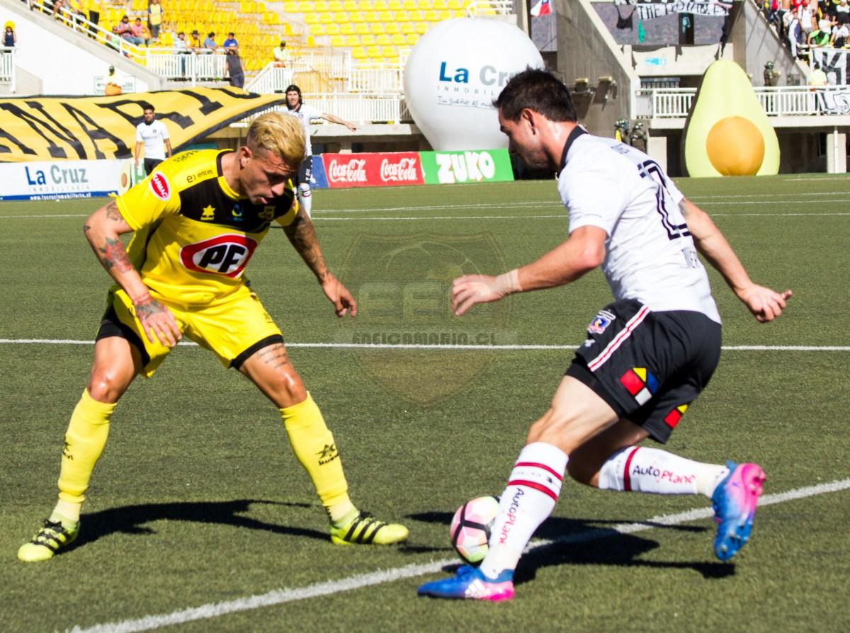 San Luis de Quillota 1-0 Colo-Colo