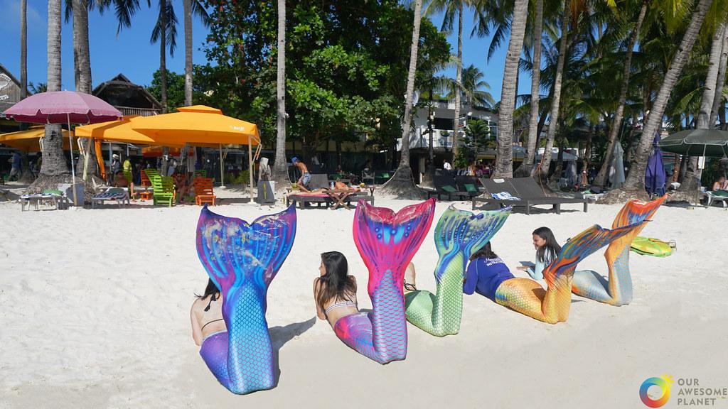 BORACAY MERMAID: What it feels like to be a Mermaid