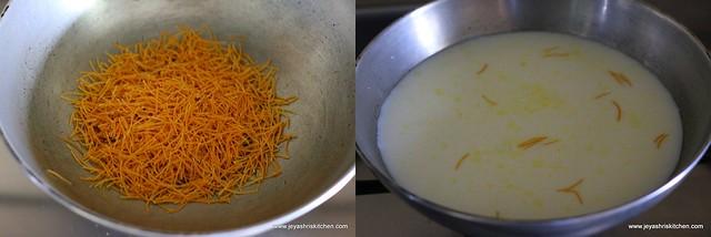 mango- semiya payasam