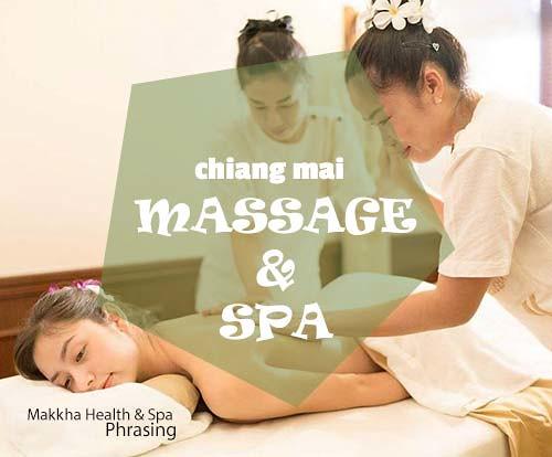 Massage & Spa Sidebar