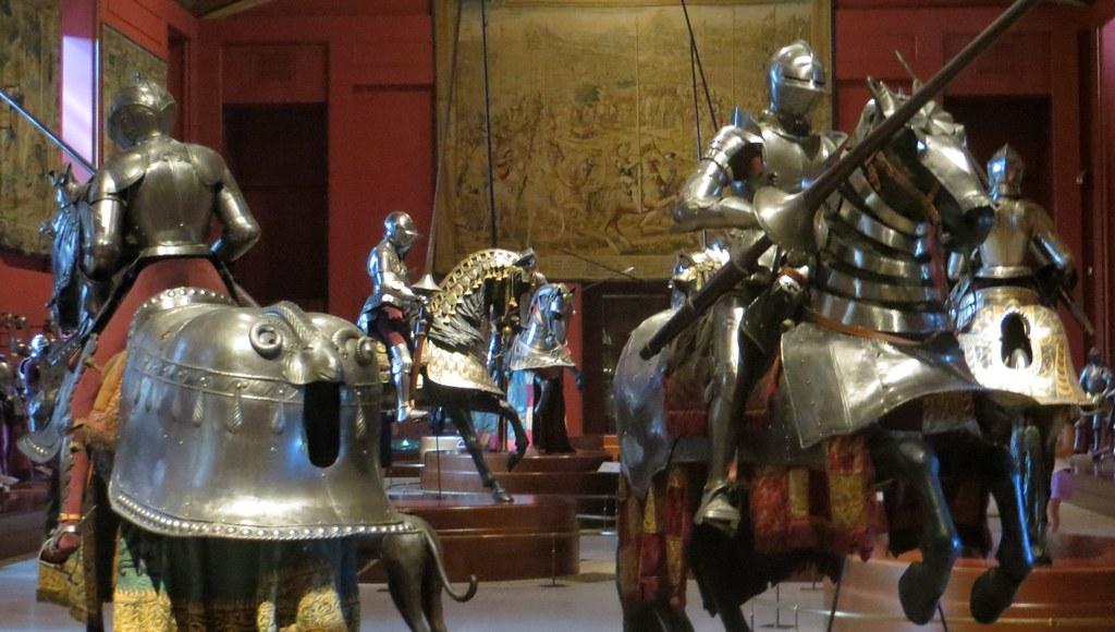 Armurerie Royale Palais Royal Madrid Castille Espagne