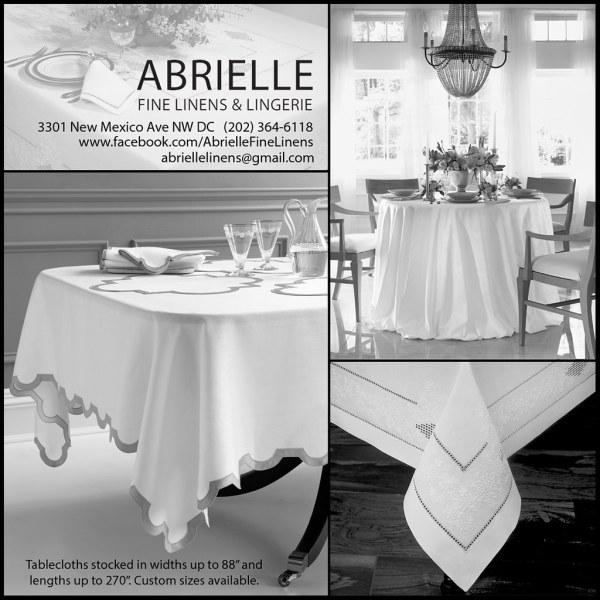 Formal Table   Table linens. February 25, 2013   Hannah ...