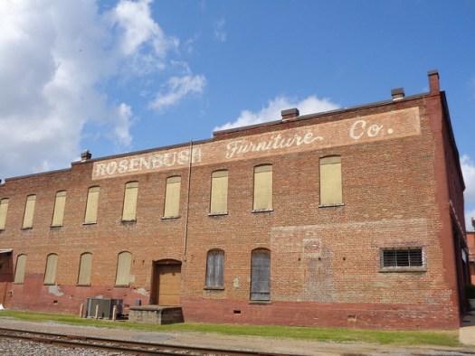 Rosenbaum Building, Demopolis AL