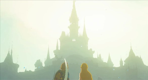 Legend of Zelda Breath of the Wild - Ruins of Hyrule