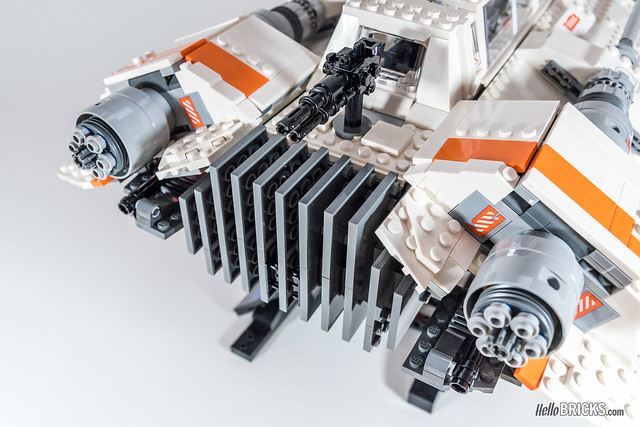 Review LEGO 75144 Snowspeeder UCS Star Wars