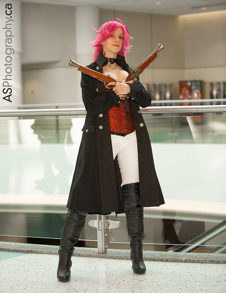 Francis Drake From FateExtra by Little Finch cosplay at