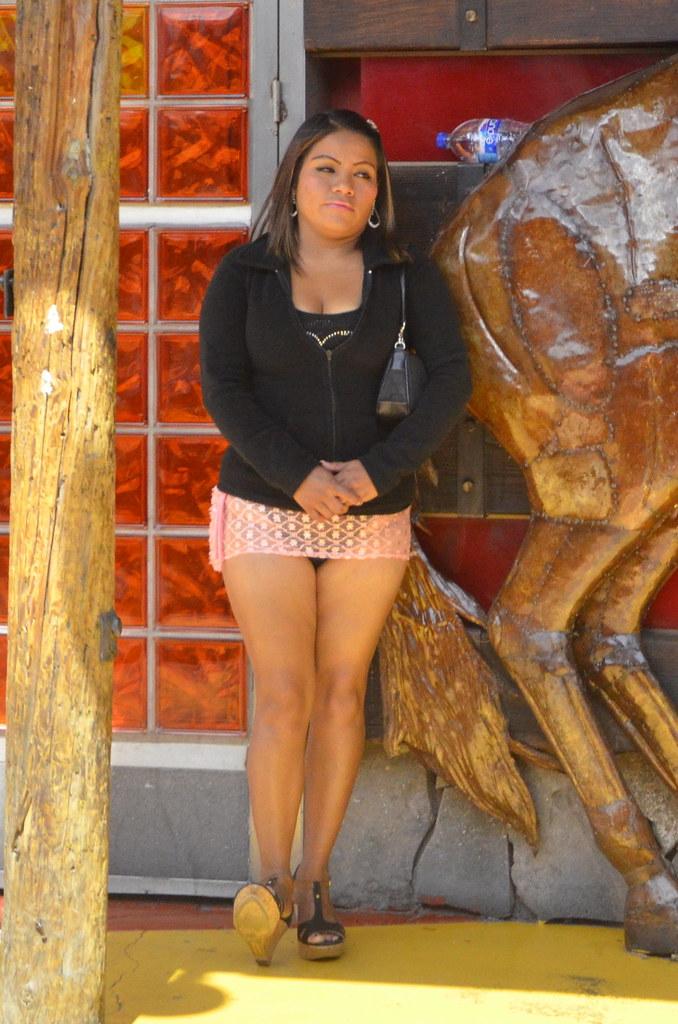 TJ Prostitute  Tijuana redlight district La Coahuila
