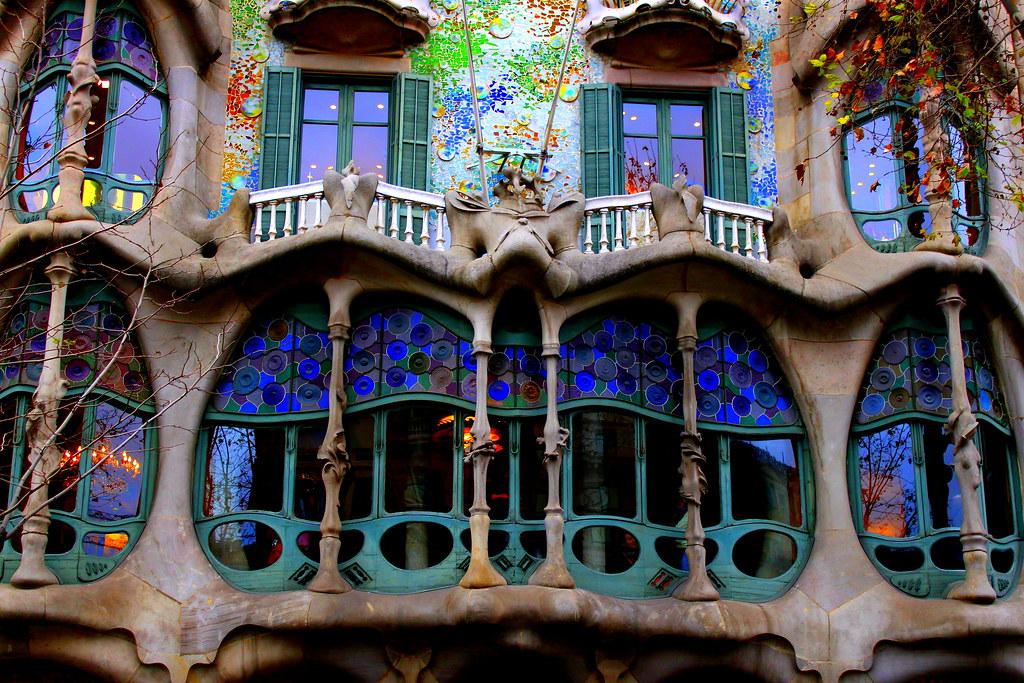 Faade de la Casa Batllo  Jrmy Engler  Flickr