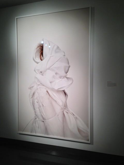 Mariu Palacios work, at Lexington KY 21c Museum Hotel