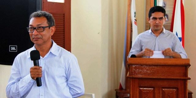 Contador, de Belém, e advogado vão custar quase R$ 800 mil para Prefeitura de Óbidos, Chico Alfaia, prefeito de Óbidos