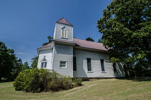Shady Dale Methodist Church-004