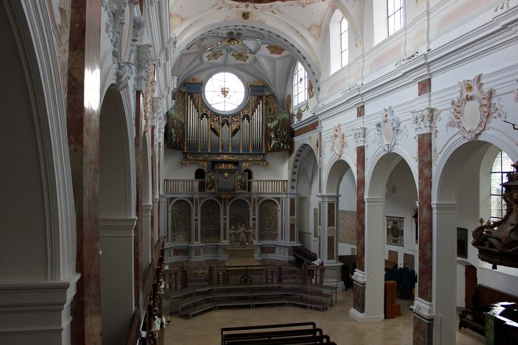 Augsburg StAnnaKirche  The StAnnaKirche St Anne