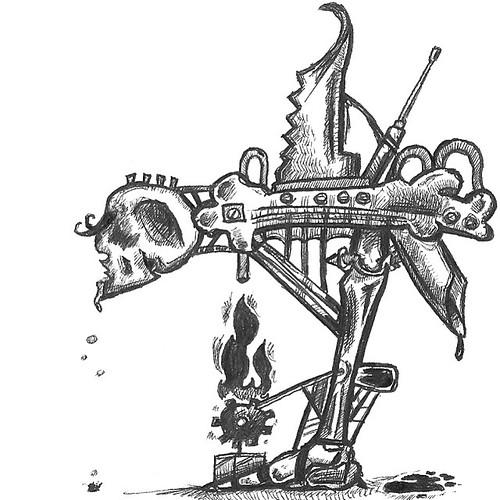 not a decent bone #illustration #illustrate #draw #drawing