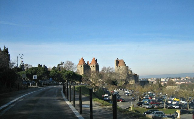 Beautiful medieval villages of the southwest of France