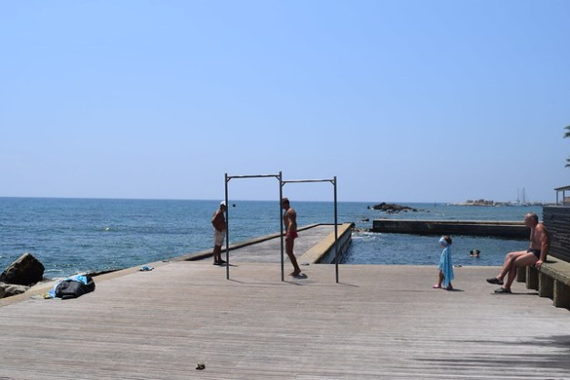 Pafos Waterfront Boardwalk