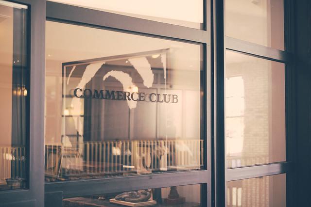 Oxford Exchange Commerce Club