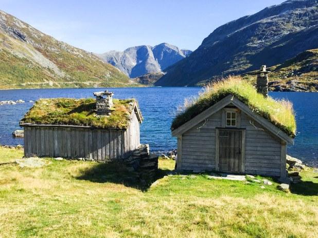 Fiordos en Noruega