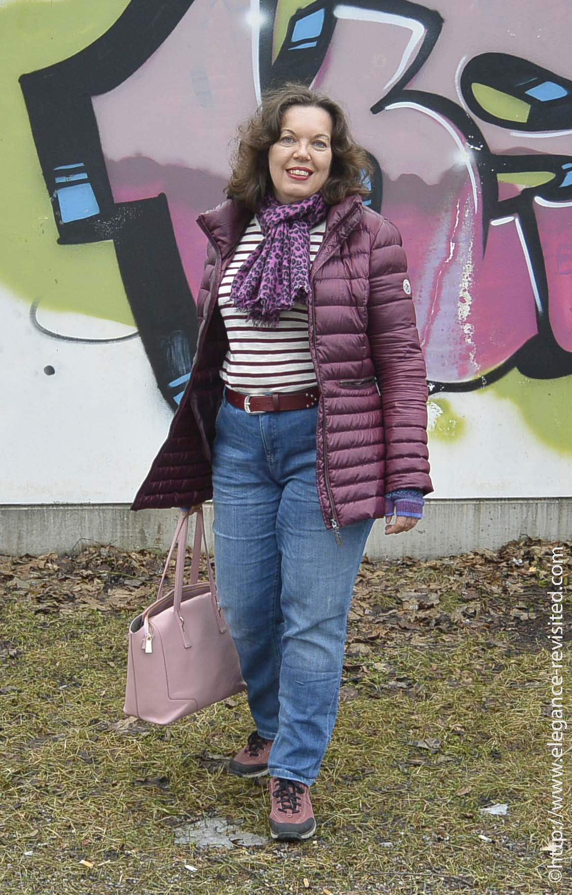 40+ casual style