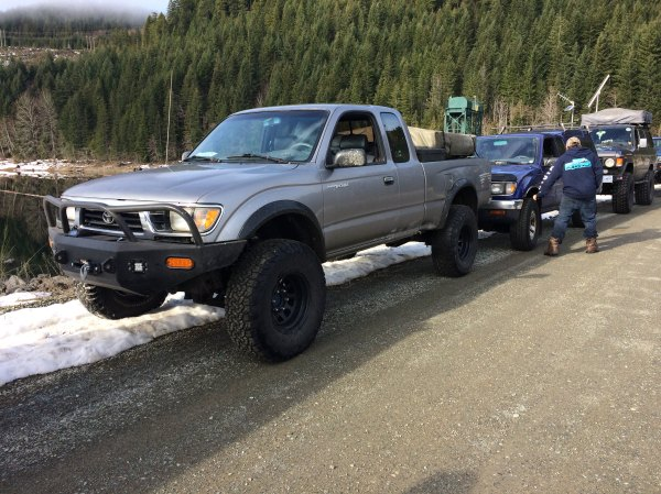 1st Gen Tacoma Expedition Build - Year of Clean Water