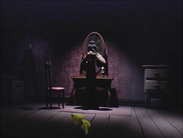 Pequeñas pesadillas - La Señora