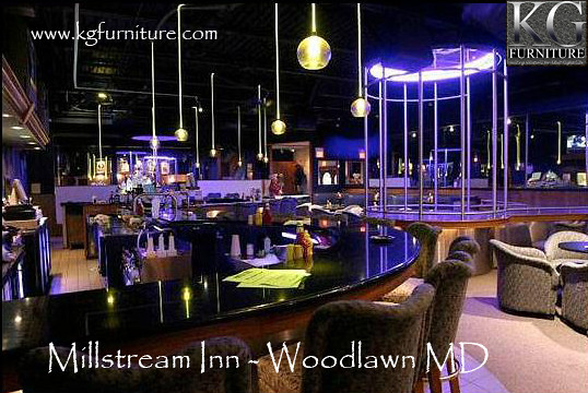 Millstream Inn Woodlawn MD  1 of 860 clubs who have KG