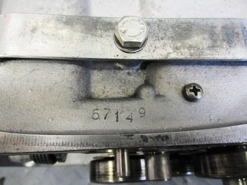 Transmission Serial Number (57149)