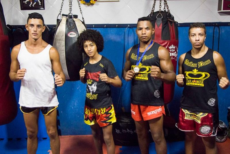 Medalhas e cinturões: como Itanhaém está se tornando um celeiro do muay thai