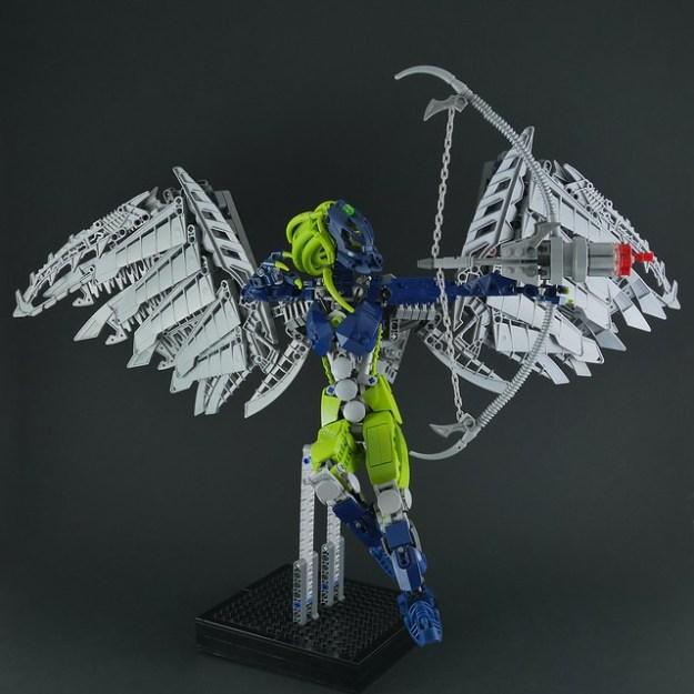 Hahli, Angel of the Oceans